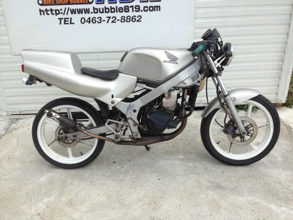 ホンダ 50cc NS-1 部品取 買取3万円!!厚木市より