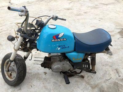 モンキー Z50J部品取り原付バイク買取
