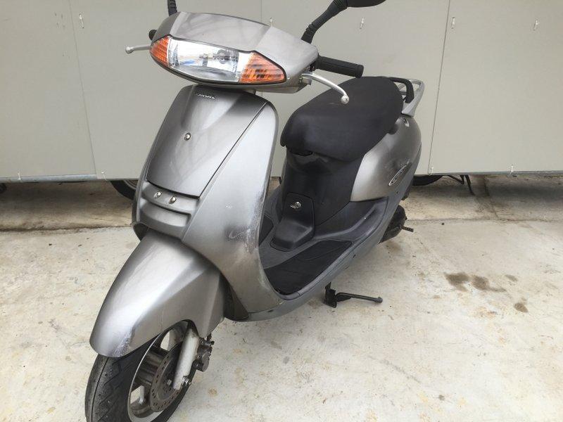 ホンダ AF48型 リード50 bike 原付バブル
