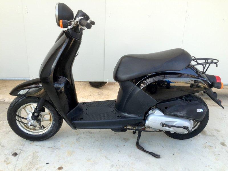 AF61型 TODAY ブラック 外装新品