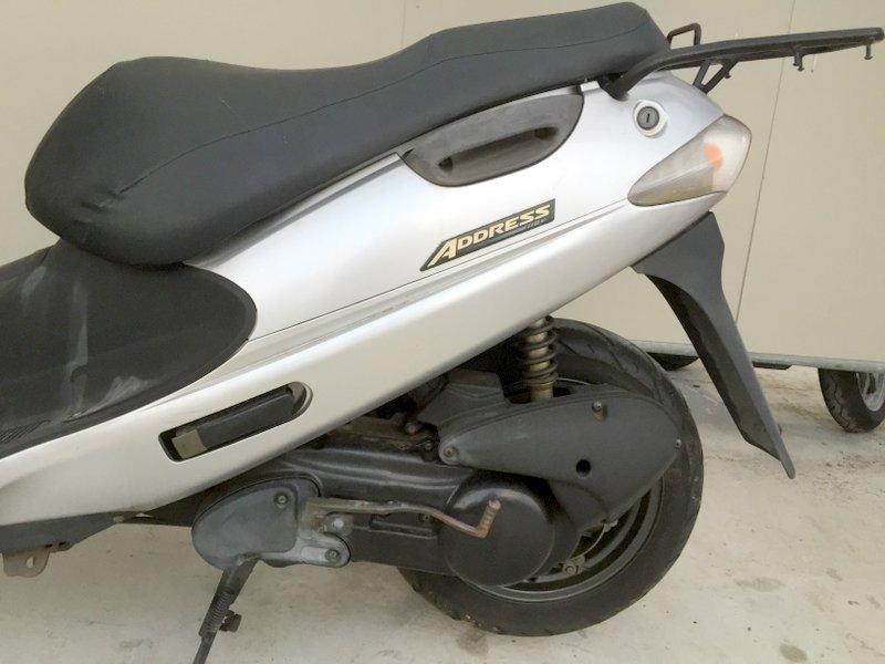アドレス110型