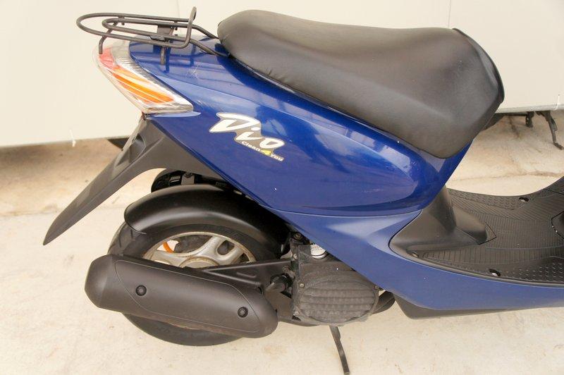 ホンダ スマートディオ AF56水冷 ブルー