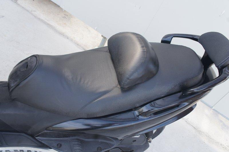 ヤマハ マジェスティー コマジェ 125 5CA FI タイヤ前後新品