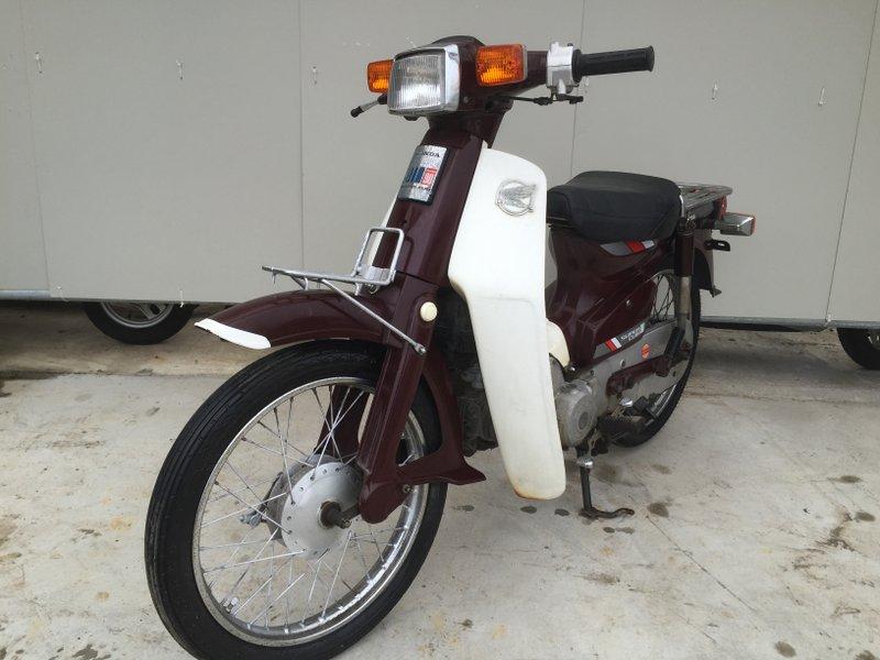 HA02 ホンダ カブ 90cc