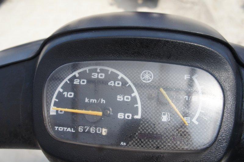 ジョグ アプリオ 4JP型 中古原付バイク