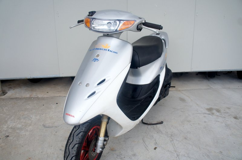 ライブディオZX AF35 限定モデル