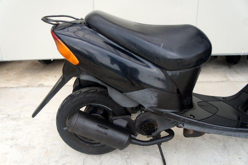 スズキ レッツⅡ 格安車両 中古バイク バブル CA1PA型