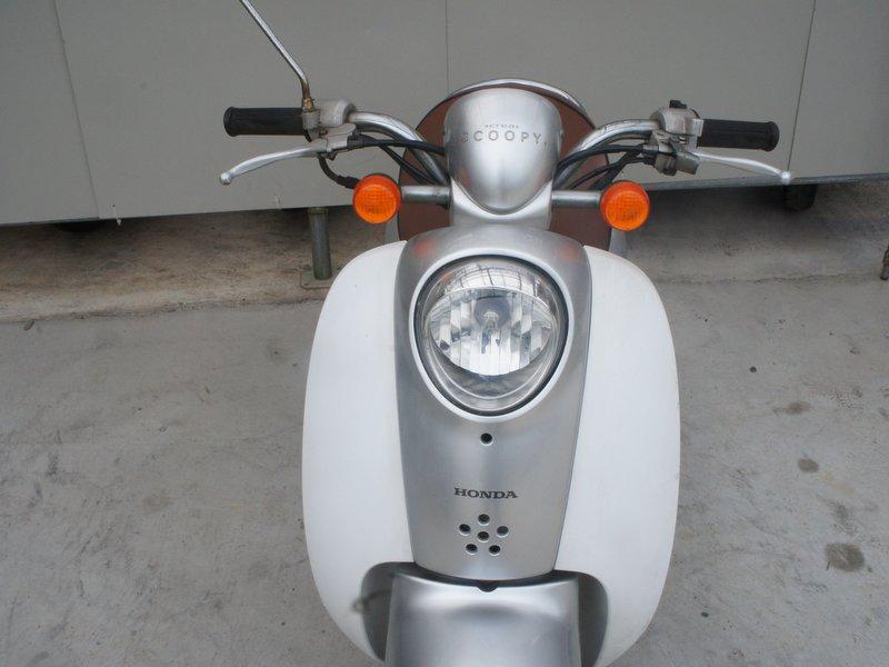ホンダ中古バイク 人気スクーピーAF55型