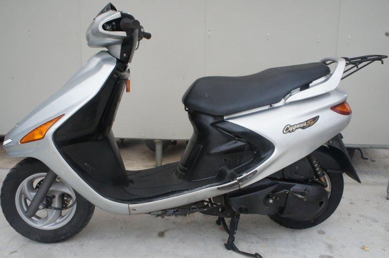 ヤマハ シグナス125SV SE07J型  中古バイク