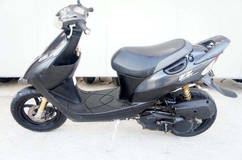 スズキ ジーツー ZZ CA1PB 型 ブラック
