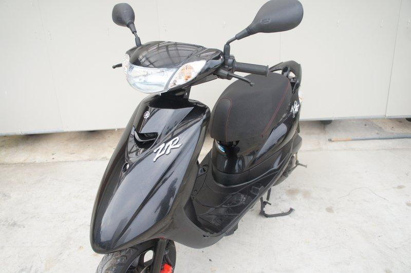 ヤマハJOG ZR SA36J型 インジェクション