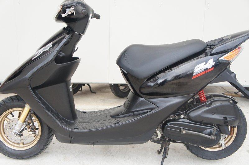ホンダ ディオ Z4 黒 FI