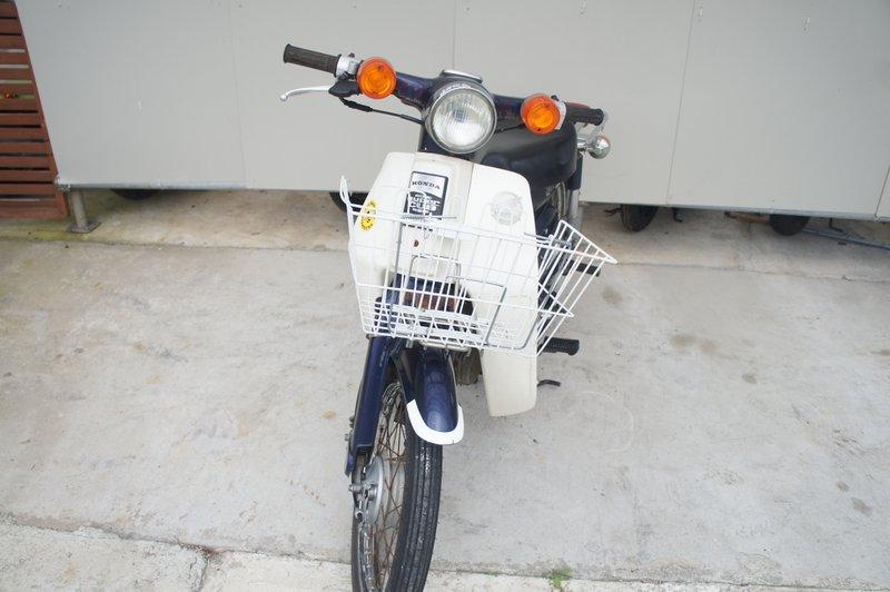ホンダ C70 カブ 70cc ブルー