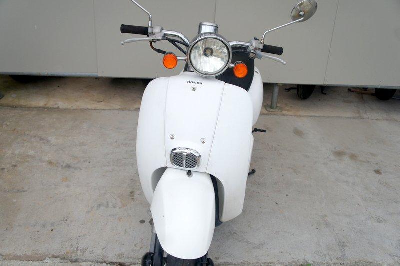 ホンダ ジョルノクレア ホワイト AF54