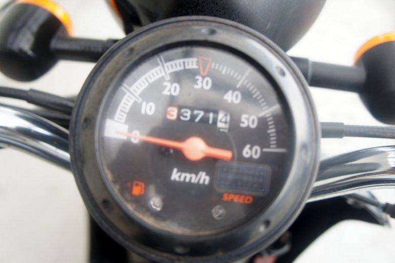 ホンダ 中古原付バイク AF61型 ブラック