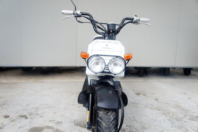 ホンダ ズーマー ホワイト AF58型 中古原付