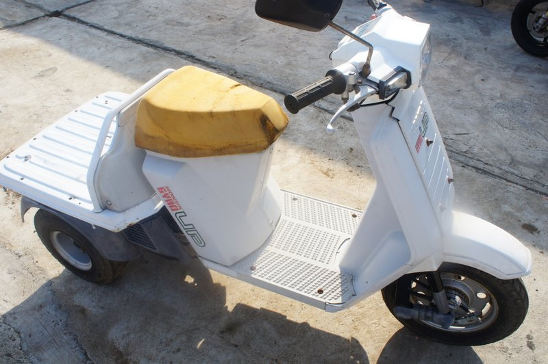 ホンダ ジャイロ キャノピー TA02型
