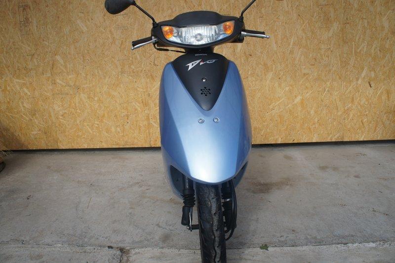 ホンダディオ AF62型 ブルー
