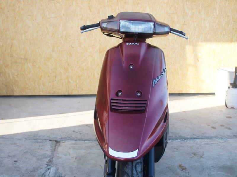 アドレスV100 CE11A型