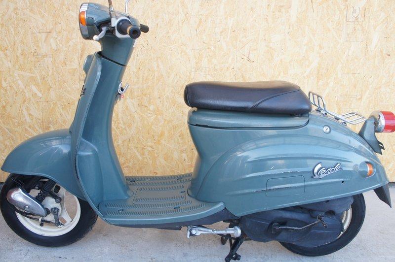 スズキヴェルデ2001年50ccグリーン