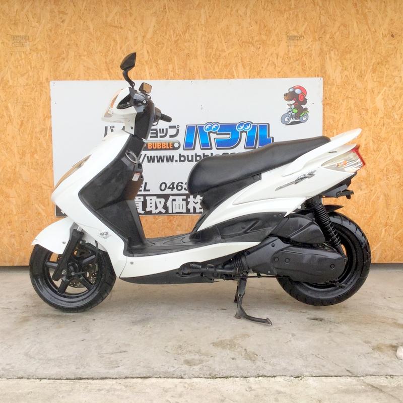 125cc シグナスX インジェクション