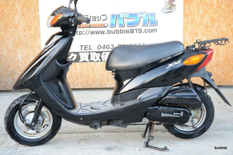 ヤマハ ジョグ SA36型 インジェクション ブラック 0130
