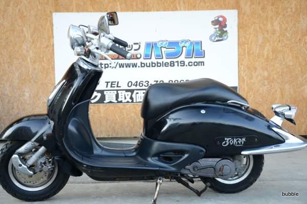 ホンダ ジョーカーAF42 黒 0311