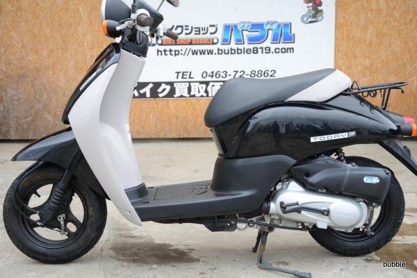 ホンダ トゥデイ AF67型 ブラック 0318