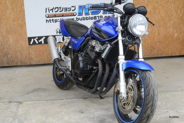 ホンダ CB400スーパーフォア NC39 0410