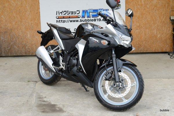 ホンダ CBR250R MC41低走行 ブラック