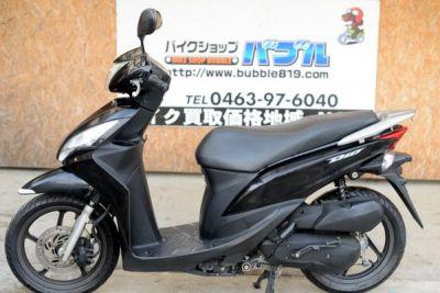 ホンダ DIO110 JF31 ブラック 1115