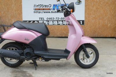 茅ヶ崎市ーAF61型TODAY放置バイク処分