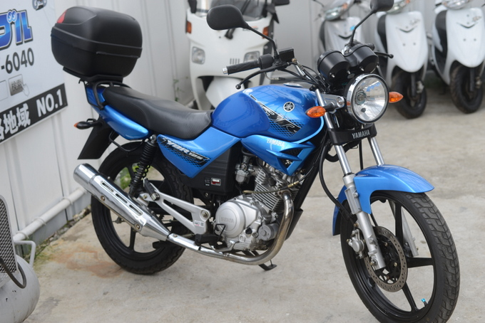ヤマハ YBR125 不動処分バイク買取 伊勢原市