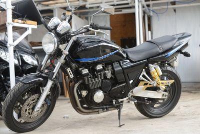 ヤマハ XJR400R RH02型 カスタムバイク買取 茅ヶ崎市
