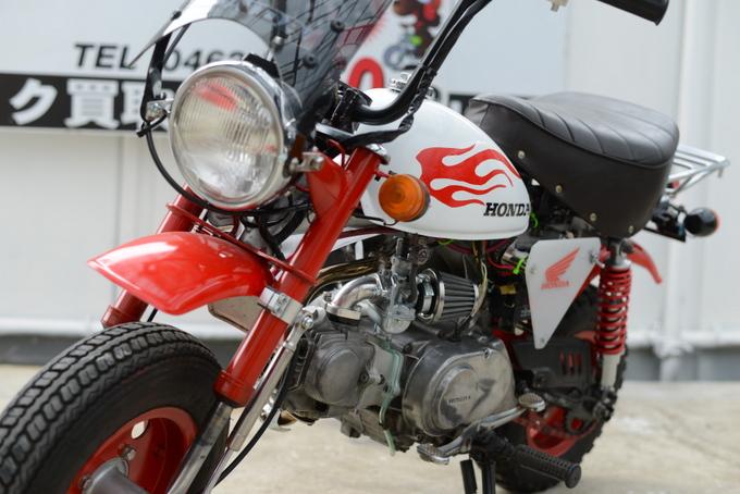 モンキー Z50J バイク買取秦野市より