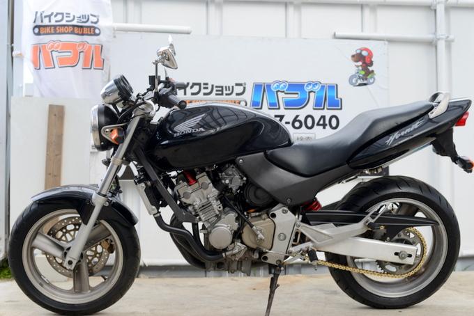 ホーネットMC31型ブラック