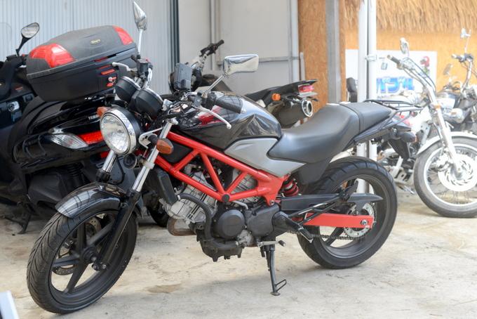 ホンダ FI車 VTR250