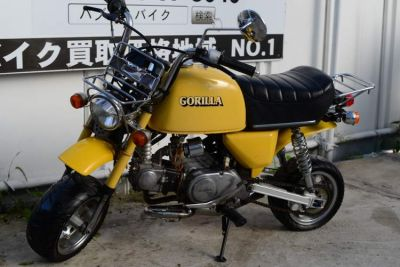 ゴリラZ50J-ローライダーカスタム