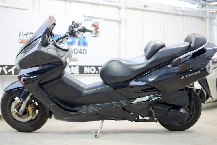 フォルツァ MF06 人気の黒