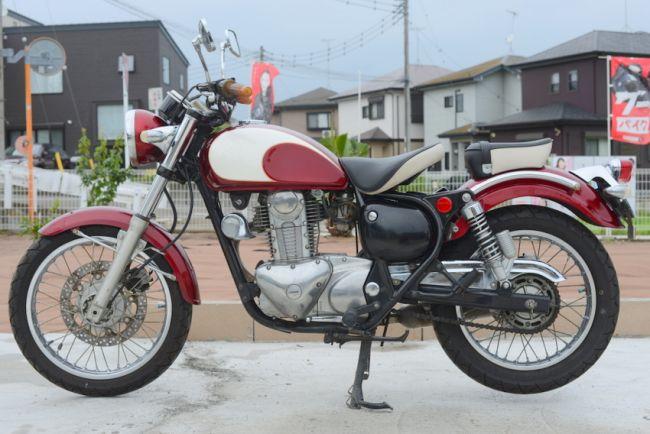 カワサキ エストレヤ BJ250A