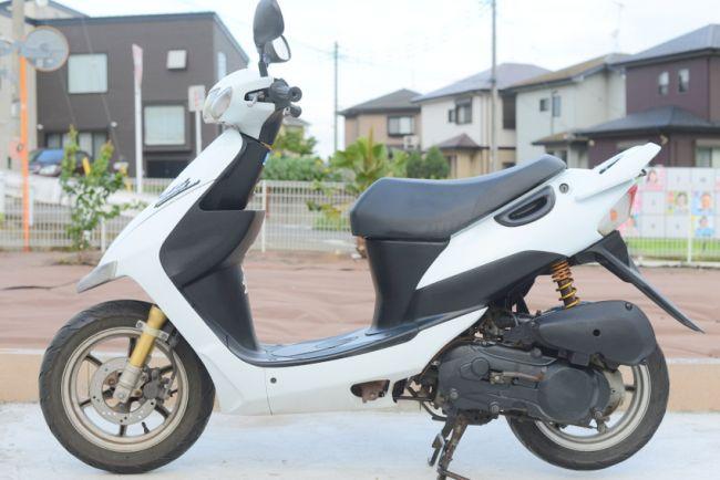 スズキ ZZ CA1PB ホワイト