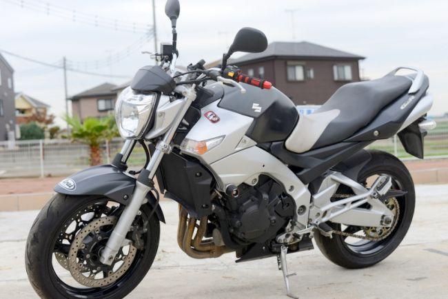 GK7DA GSR400 車検2年付