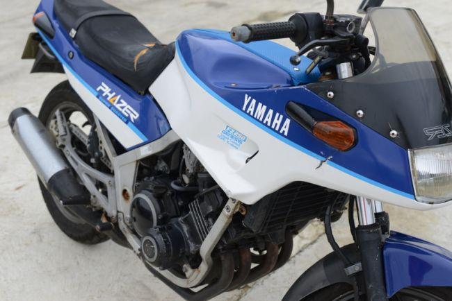 ヤマハ FZ250 厚木市より買い取り