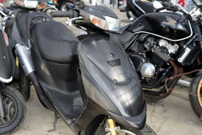 スズキ ZZ50