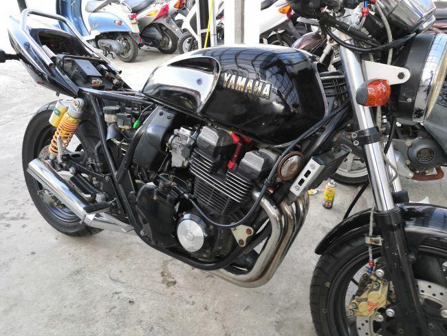 XJR400 4HM型 不動バイク 高価買取