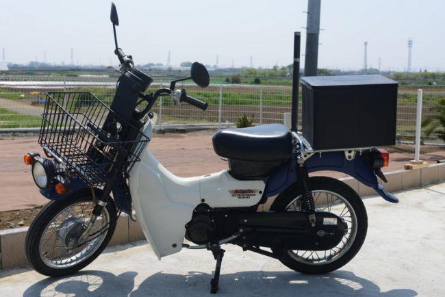 スズキ バーディー50