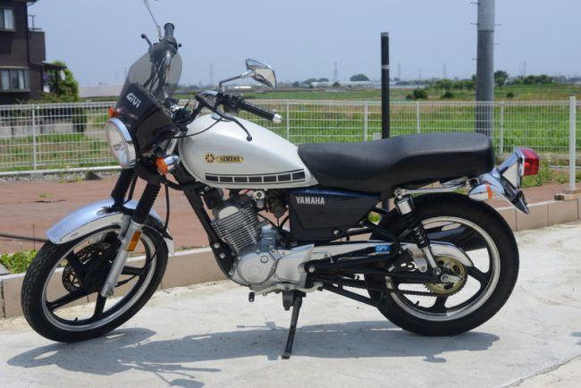 ヤマハ YB125SP