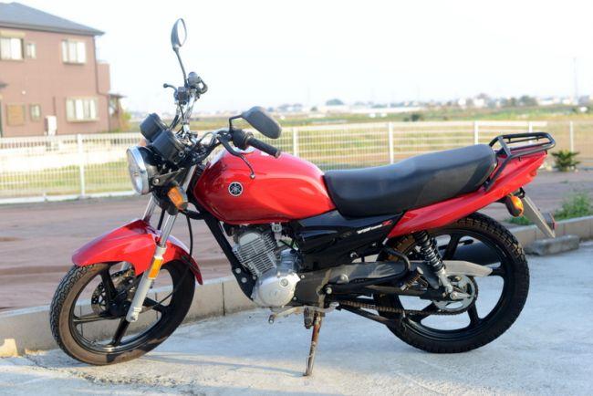 ヤマハYB125Z