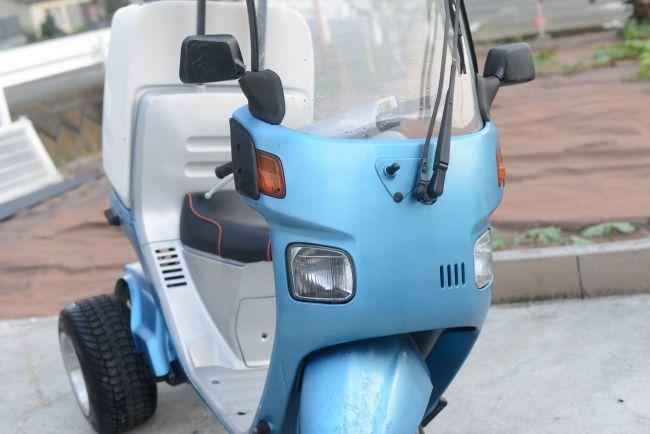ホンダ ジャイロキャノピー TA02型 平塚市より買取り