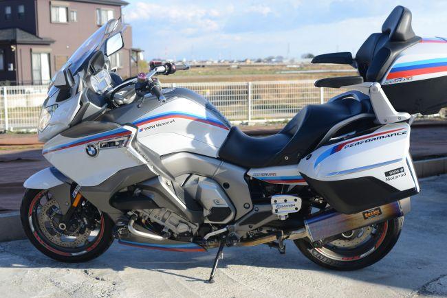 BMW K1600GTL